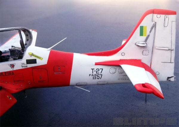 Embraer EMB-312 T-27 Tucano EIA/AFA - 1/32 - GIIC  - BLIMPS COMÉRCIO ELETRÔNICO