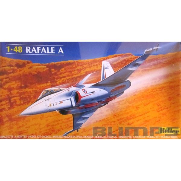 Rafale A - 1/48 - Heller 80421  - BLIMPS COMÉRCIO ELETRÔNICO