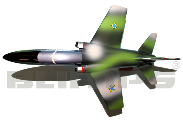 Maquete AMX FAB - 36 cm  - BLIMPS COMÉRCIO ELETRÔNICO
