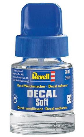 Decal Soft - protetor para aplicação de decais - Revell 39693  - BLIMPS COMÉRCIO ELETRÔNICO