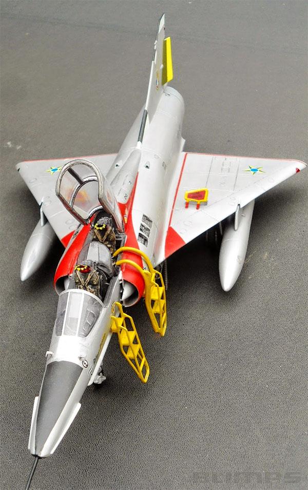 Mirage III DBR - 1/32 - GIIC  - BLIMPS COMÉRCIO ELETRÔNICO