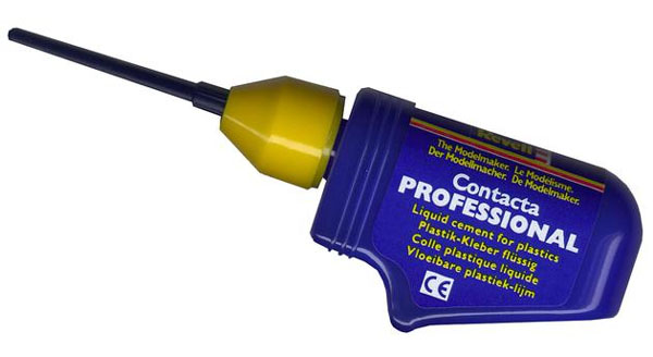 Cola Contacta Professional - 25 g - Revell 39604  - BLIMPS COMÉRCIO ELETRÔNICO