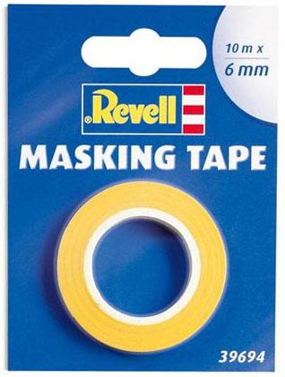 Fita adesiva para máscara de pintura (Masking Tape) - 6 mm - Revell 39694  - BLIMPS COMÉRCIO ELETRÔNICO