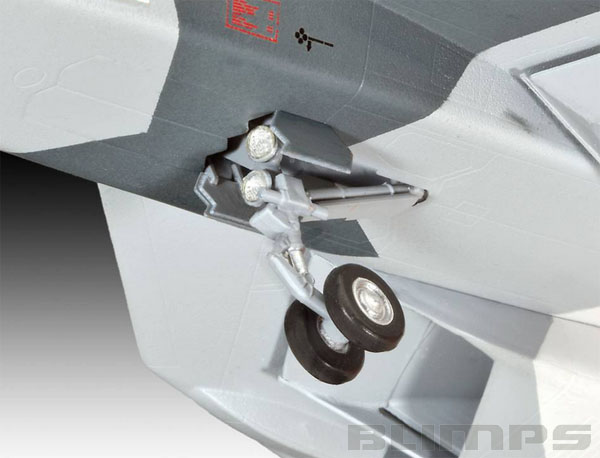 Sukhoi T-50 - 1/72 - Revell 04664  - BLIMPS COMÉRCIO ELETRÔNICO