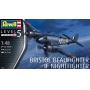 Bristol Beaufighter IF Nightfighter - 1/48 - Revell 03854