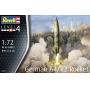 Foguete alemão A4/V2 - Bomba V2 - 1/72 - Revell 03309
