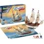 Gift Set Mayflower - 400th Anniversary - 1/83 - Revell 05684