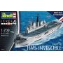 HMS Invincible (Falkland War) - 1/700 - Revell 05172