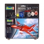 Model Set BAe Hawk T.1 Red Arrows - 1/72 - Revell 64921