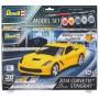 Model Set Corvette Stingray 2014 - 1/25 - Revell 67449