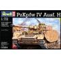 PzKpfw IV Ausf.H - 1/72 - Revell 03184