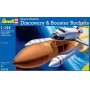Space Shuttle Discovery + Booster Rockets - 1/144 - Revell 04736