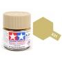 Tinta Acrílica Mini X-31 Titan Gold (10 ml) - Tamiya 81531