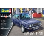 "VW Golf GTI ""Builders Choice"" - 1/24 - Revell 07673"