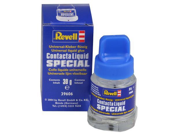 Cola Contacta Liquid Special - 30 g - Revell 39606  - BLIMPS COMÉRCIO ELETRÔNICO