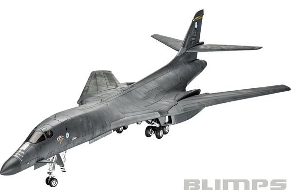 B-1B Lancer - 1/48 - Revell 04900  - BLIMPS COMÉRCIO ELETRÔNICO