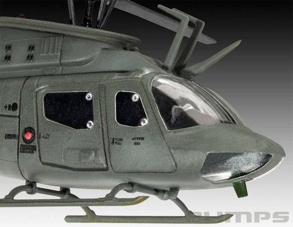 Bell OH-58D ´Kiowa´ - 1/72 - Revell 04938  - BLIMPS COMÉRCIO ELETRÔNICO
