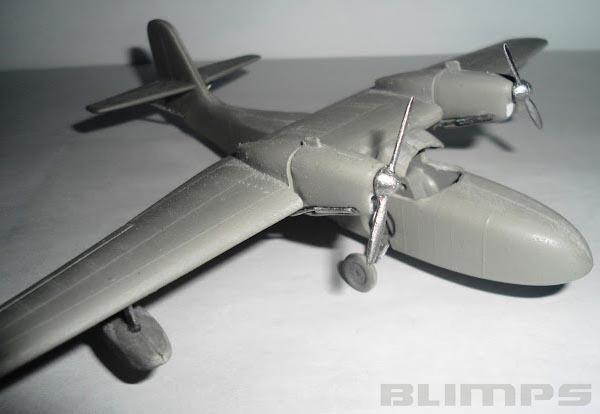 Grumman G-44 Widgeon (Marreca da FAB) - 1/72 - GIIC  - BLIMPS COMÉRCIO ELETRÔNICO