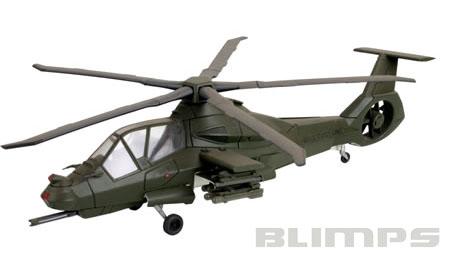 Boeing/Sikorsky RAH-66 Comanche - 1/72 - Revell 04469  - BLIMPS COMÉRCIO ELETRÔNICO