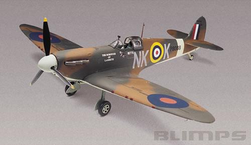 Spitfire Mk.II - 1/48 - Revell 85-5239  - BLIMPS COMÉRCIO ELETRÔNICO