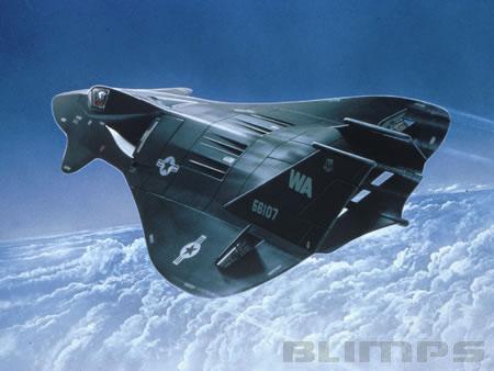 Lockheed F-19 Stealth Fighter - 1/144 - Revell 04051  - BLIMPS COMÉRCIO ELETRÔNICO