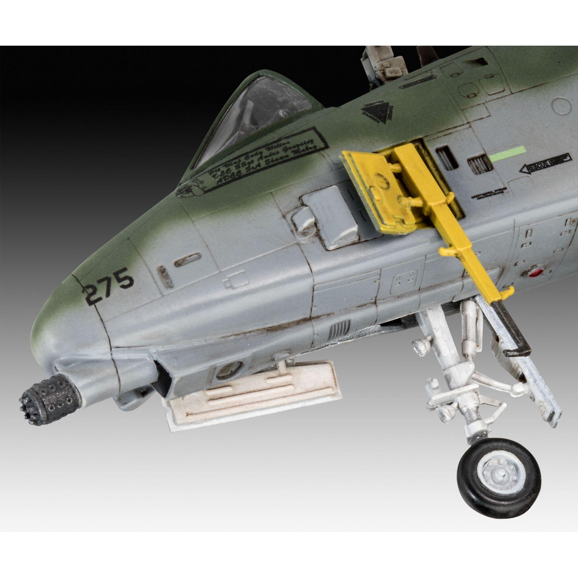 A-10 C Thunderbolt II - 1/72 - Revell 03857  - BLIMPS COMÉRCIO ELETRÔNICO