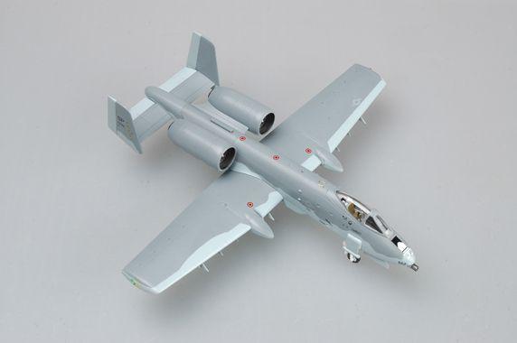 A-10 Thunderbolt II - 1/72 - Easy Model 37112  - BLIMPS COMÉRCIO ELETRÔNICO