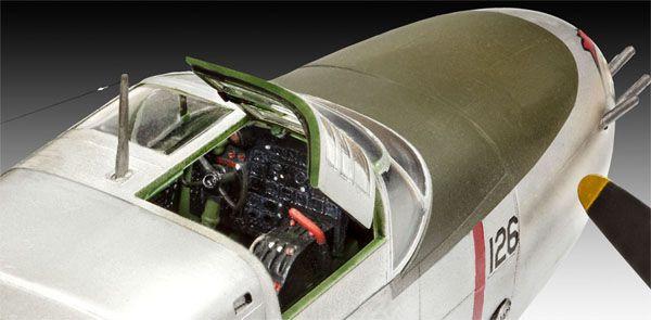 A-26B Invader - 1/48 - Revell 03921  - BLIMPS COMÉRCIO ELETRÔNICO