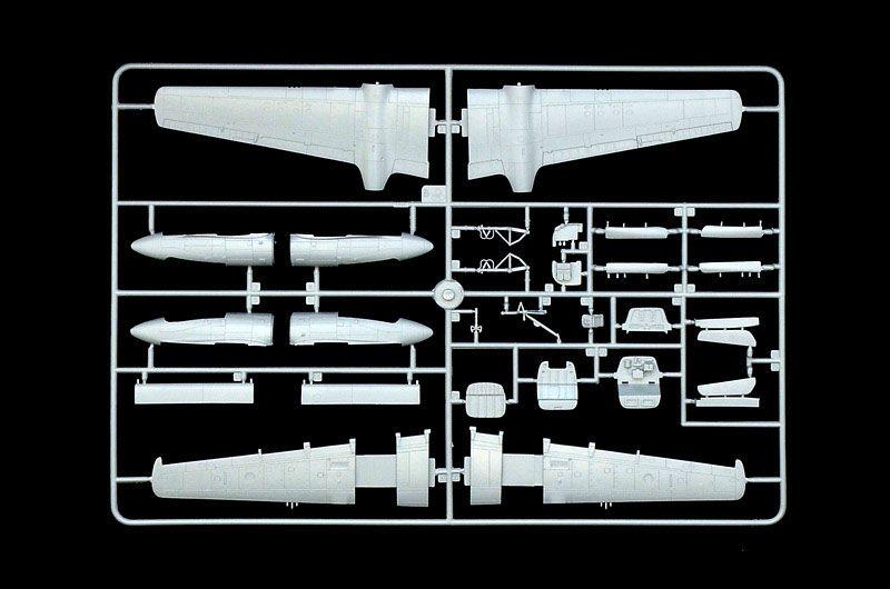 A-26B Invader - 1/72 - Italeri 1358 com decalques FAB  - BLIMPS COMÉRCIO ELETRÔNICO