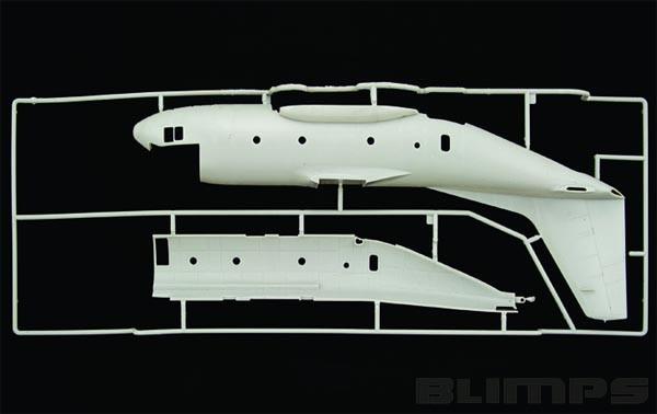 "Aeritalia G-222 ""Panda""/C-27A ""Chuck"" - 1/72 - Italeri 1311  - BLIMPS COMÉRCIO ELETRÔNICO"