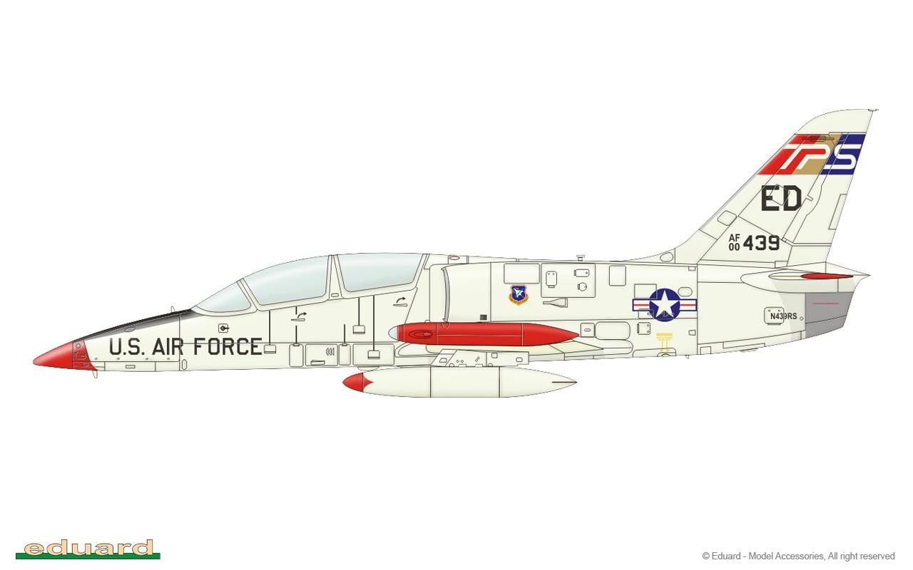 Aero L-39C Albatros - 1/72 - Eduard 7418  - BLIMPS COMÉRCIO ELETRÔNICO