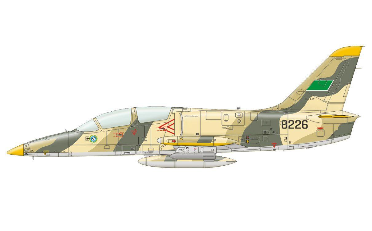 Aero L-39ZO Albatros - 1/72 - Eduard 7416  - BLIMPS COMÉRCIO ELETRÔNICO