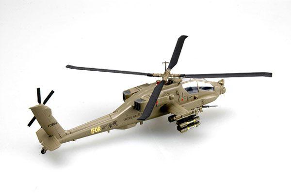AH-64A Apache - 1/72 - Easy Model 37025  - BLIMPS COMÉRCIO ELETRÔNICO