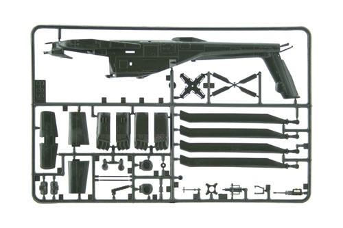 AH-64A Apache - 1/72 - Italeri 159  - BLIMPS COMÉRCIO ELETRÔNICO