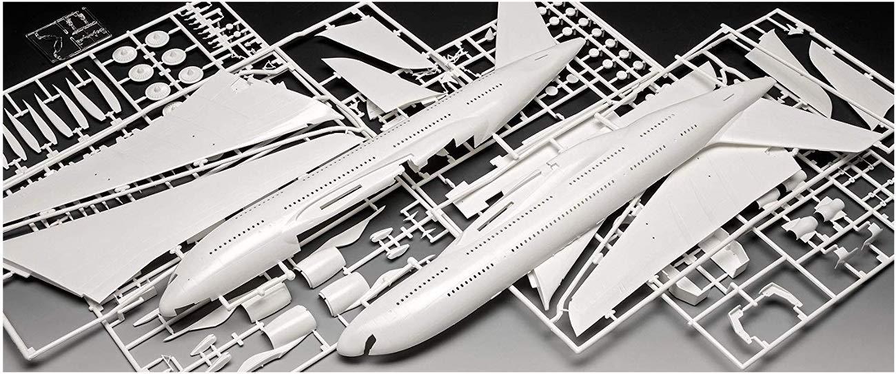 Airbus A380-800 Lufthansa New Livery - 1/144 - Revell 03872  - BLIMPS COMÉRCIO ELETRÔNICO
