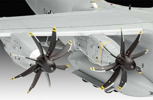 """Airbus A400M """"Atlas"""" - 1/72 - Revell 03929  - BLIMPS COMÉRCIO ELETRÔNICO"""