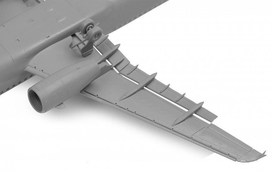 Airbus A-321 - 1/144 - Zvezda 7017  - BLIMPS COMÉRCIO ELETRÔNICO