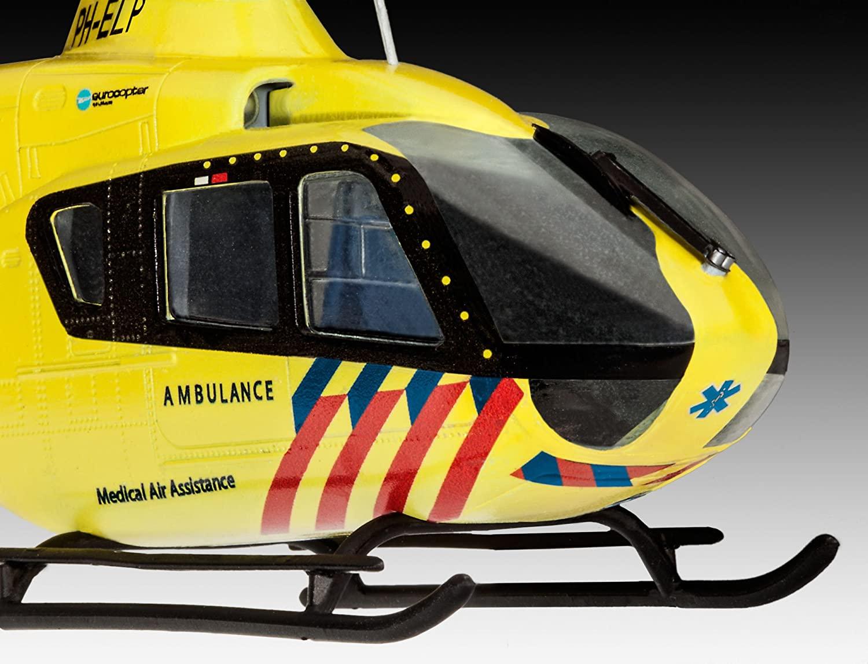 Airbus Helicopters EC135 ANWB - 1/72 - Revell 04939  - BLIMPS COMÉRCIO ELETRÔNICO