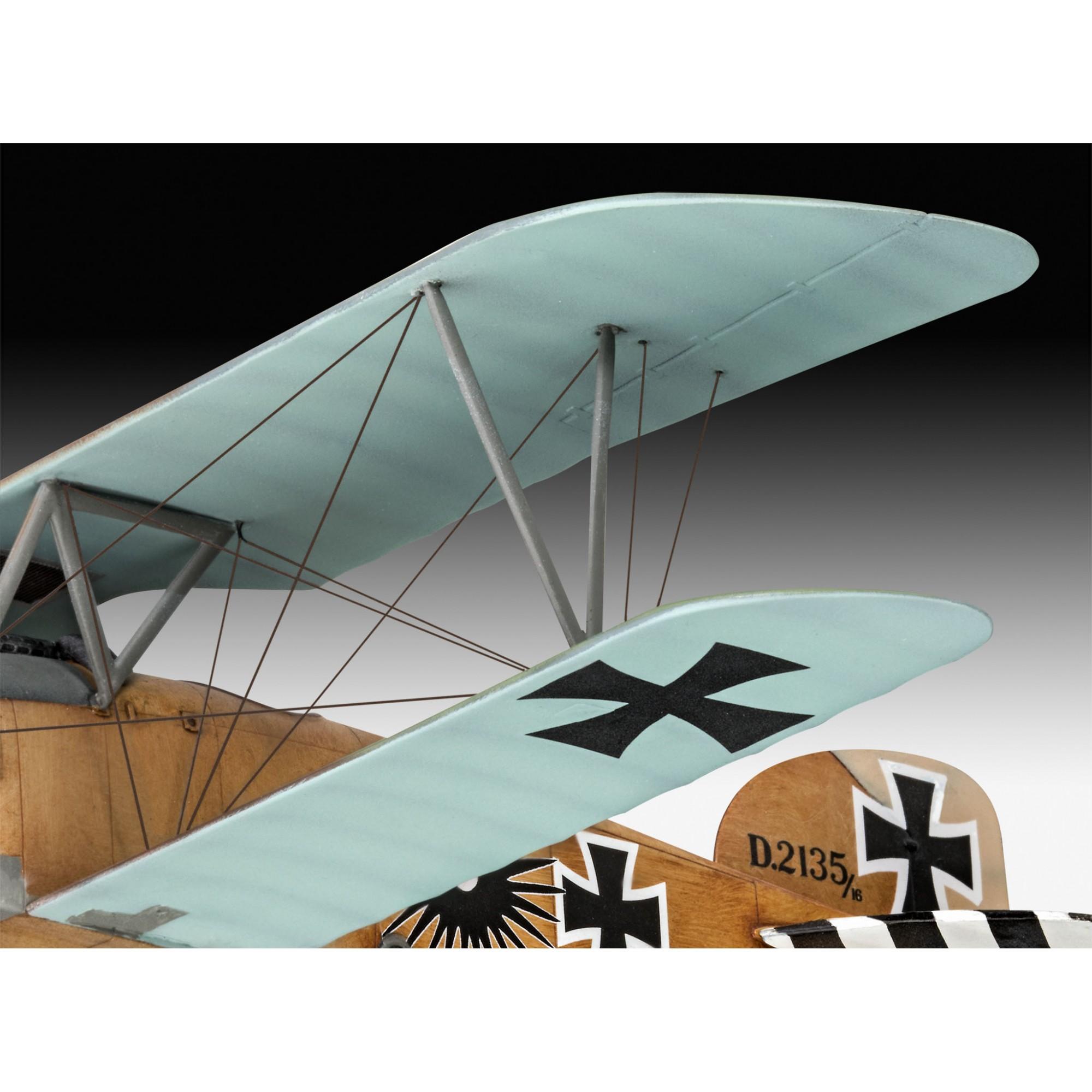 Albatros D.III - 1/48 - Revell 04973  - BLIMPS COMÉRCIO ELETRÔNICO
