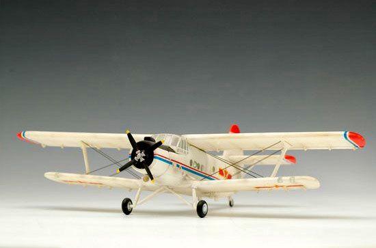 Antonov An-2 Colt/Nanchang Y-5 - 1/72 - Trumpeter 01602  - BLIMPS COMÉRCIO ELETRÔNICO