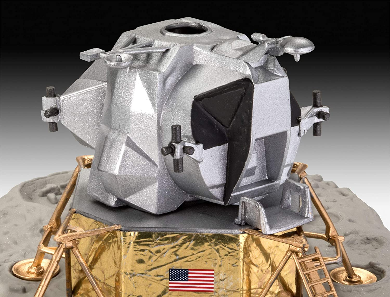 Apollo 11 - Módulos Columbia & Eagle - 1/96 - Revell 03700  - BLIMPS COMÉRCIO ELETRÔNICO