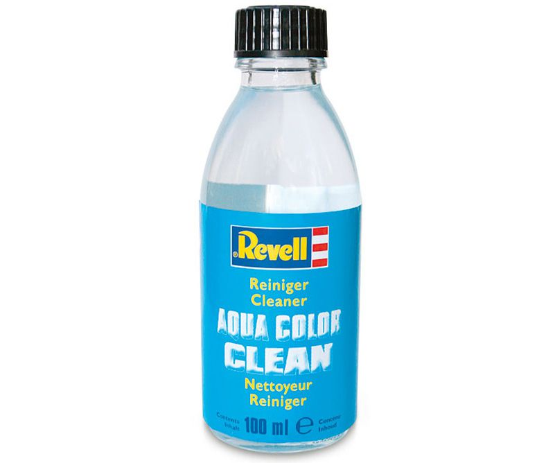 Aqua Color Clean - 100 ml - Revell 39620  - BLIMPS COMÉRCIO ELETRÔNICO