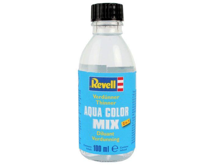 Aqua Color Mix - 100 ml - Revell 39621  - BLIMPS COMÉRCIO ELETRÔNICO