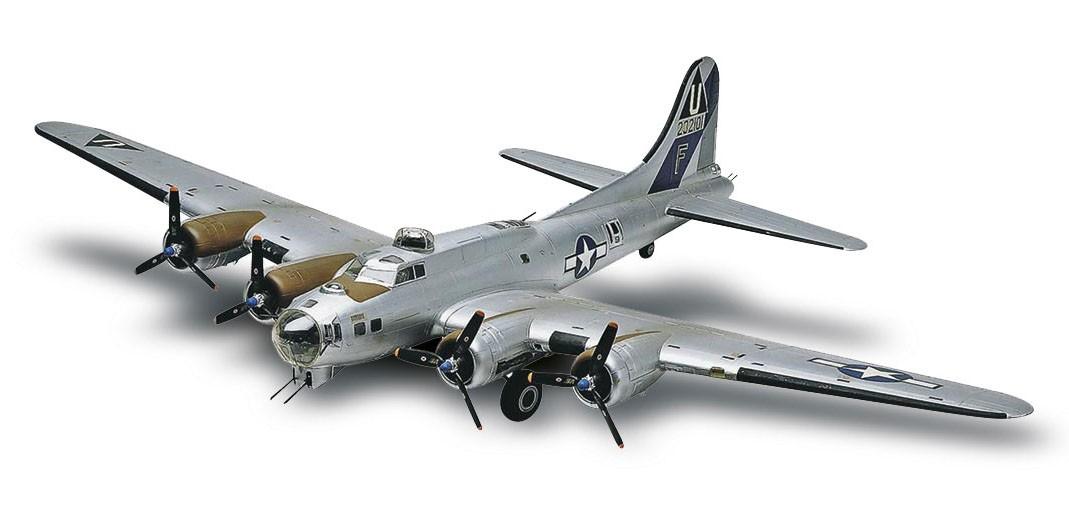 B-17G Flying Fortress - 1/48 - Revell 85-5600  - BLIMPS COMÉRCIO ELETRÔNICO