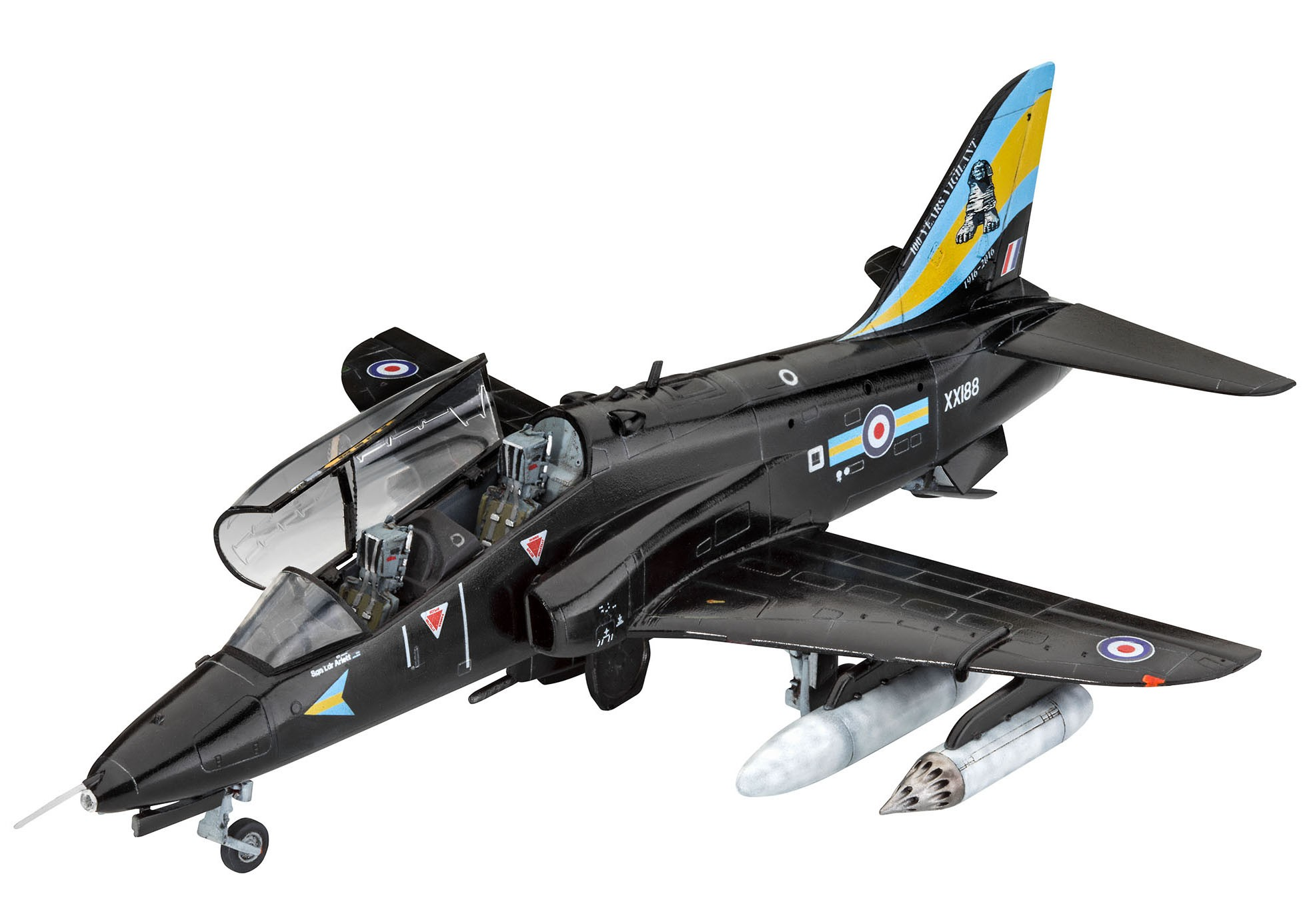 BAe Hawk T.1 - 1/72 - Revell 04970  - BLIMPS COMÉRCIO ELETRÔNICO