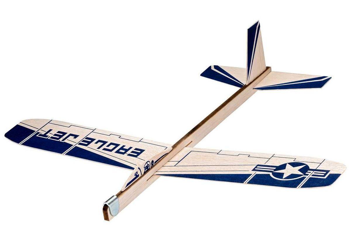 BalsaBirds Eagle Jet - Planador de balsa - Revell 24311  - BLIMPS COMÉRCIO ELETRÔNICO