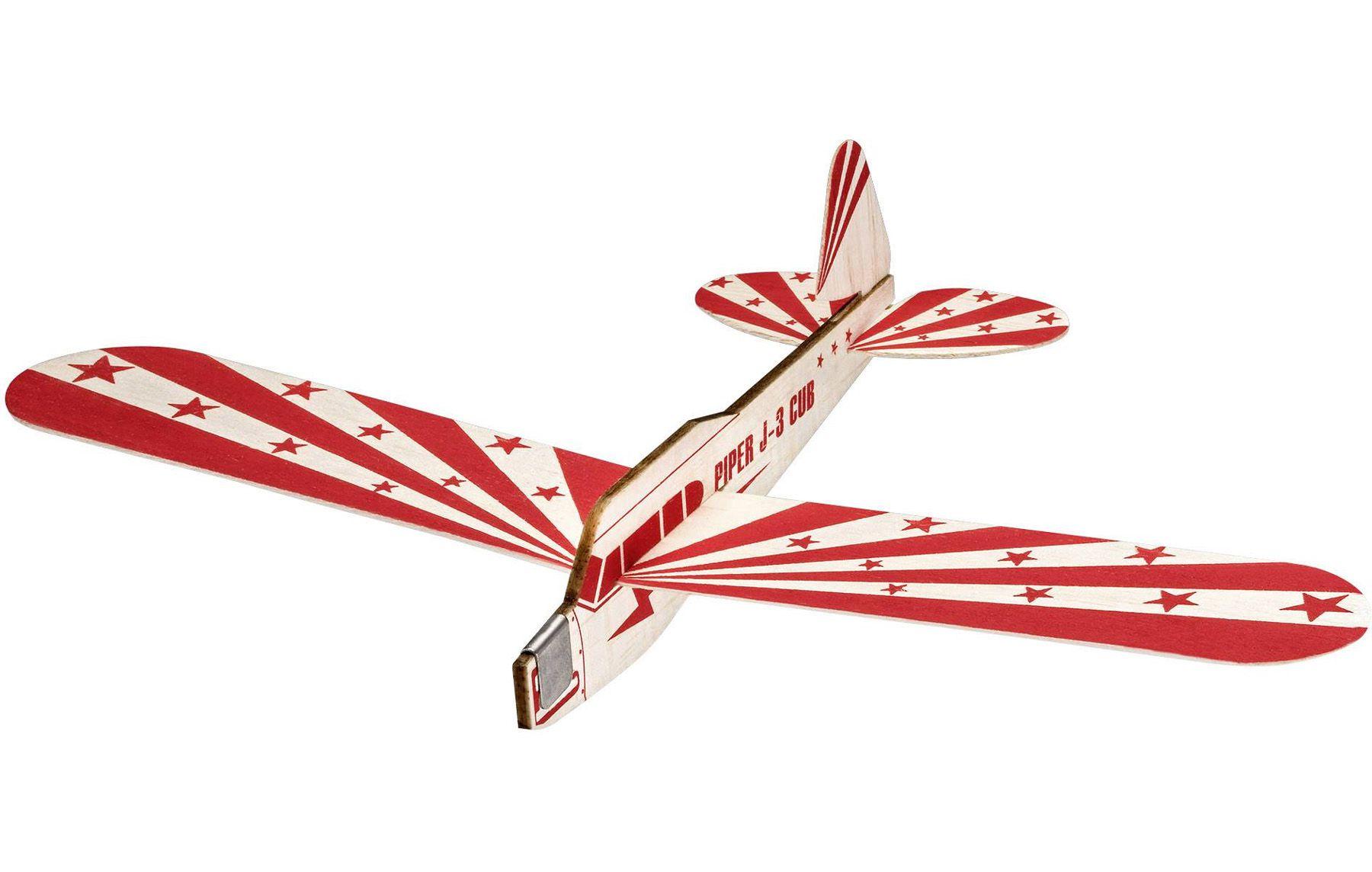 BalsaBirds Jet Glider - Planador de balsa - Revell 24312  - BLIMPS COMÉRCIO ELETRÔNICO
