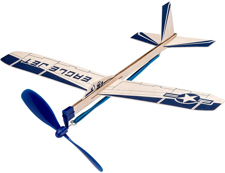 BalsaBirds Sky Soarer - Aeromodelo de balsa com motor a elástico - Revell 24313  - BLIMPS COMÉRCIO ELETRÔNICO