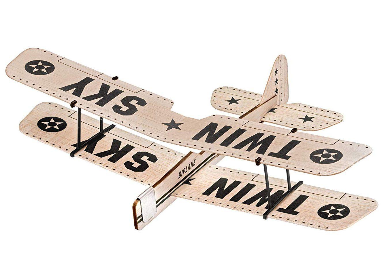 BalsaBirds Twin Sky - Planador de balsa - Revell 24314  - BLIMPS COMÉRCIO ELETRÔNICO