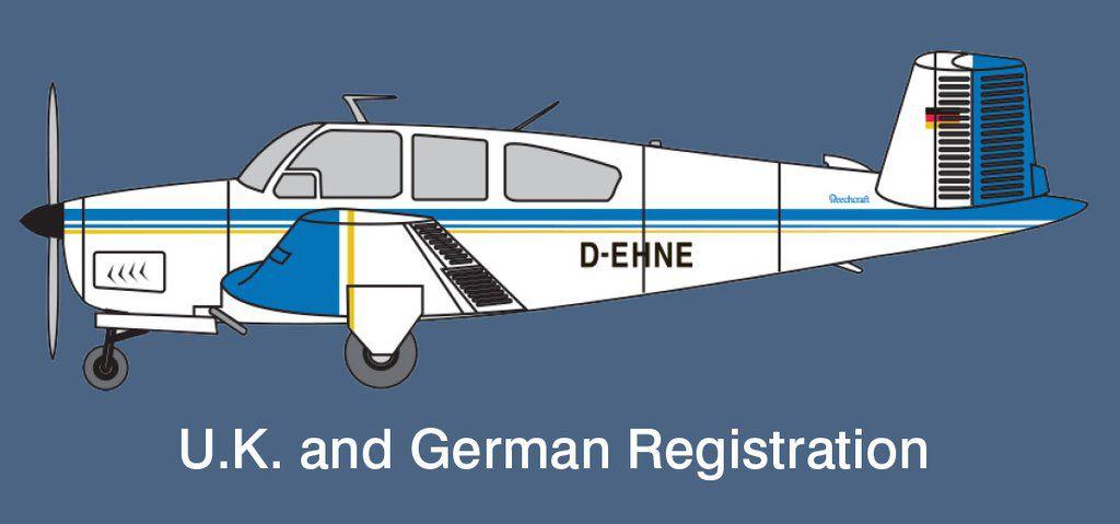 Beechcraft Bonanza V35 - 1/48 - Minicraft 11676  - BLIMPS COMÉRCIO ELETRÔNICO
